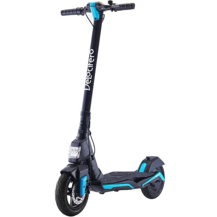 Mototec Electric Scooter Blue MOTOTEC MAD AIR 36V 10AH 350W LITHIUM ELECTRIC SCOOTER