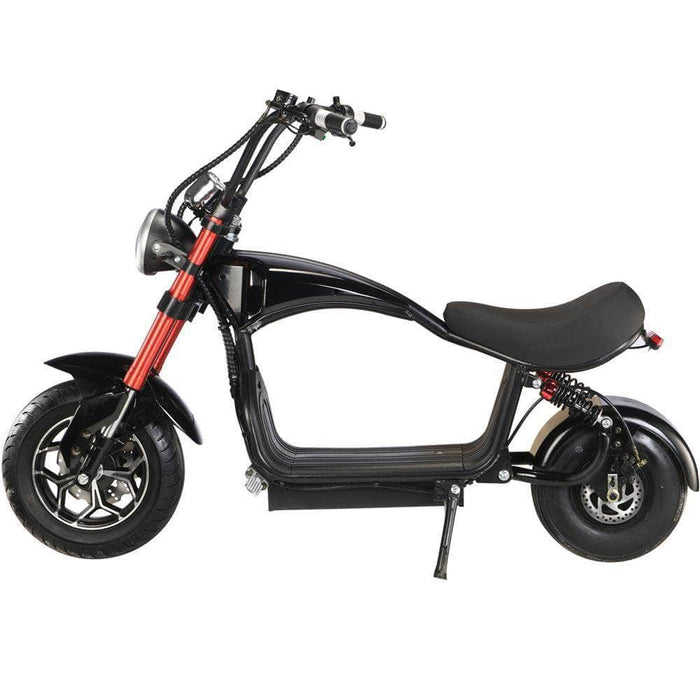MotoTec Electric Scooter MotoTec Mini Lowboy 48v 800w Electric Scooter