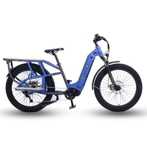 Quietkat Electric Bikes QuietKat 2021 SHERPA CARGO Pre-Order Electric Mountain Bike