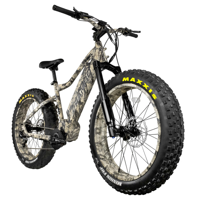 Rambo Electric Bikes Rambo Rebel Electric Mountain Bike