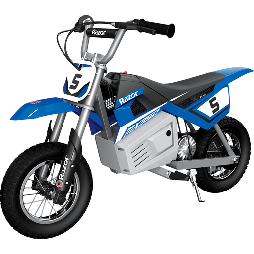 Razor Electric Bikes Blue MX350 Dirt Rocket