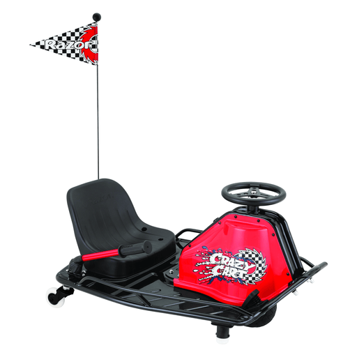 Razor Electric Go Karts Razor Crazy Cart