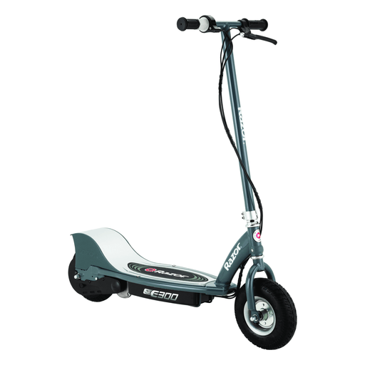 Razor Electric Scooter Gray Razor E300 Electric Scooter
