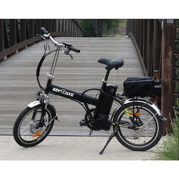 Revolve Handy Dandy Folding Electric City Bike