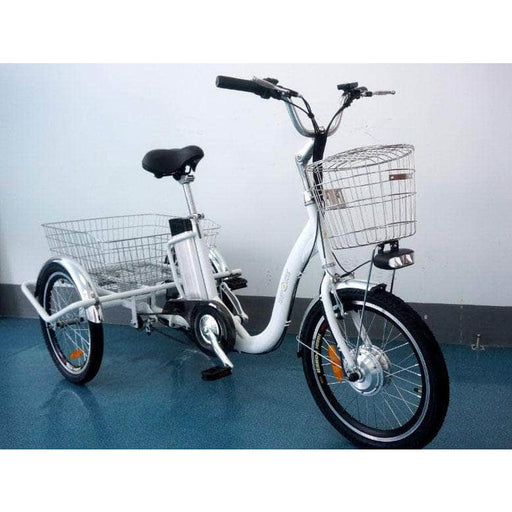 Revolve Electric Bikes Revolve Steady Eddie Electric Tricycle