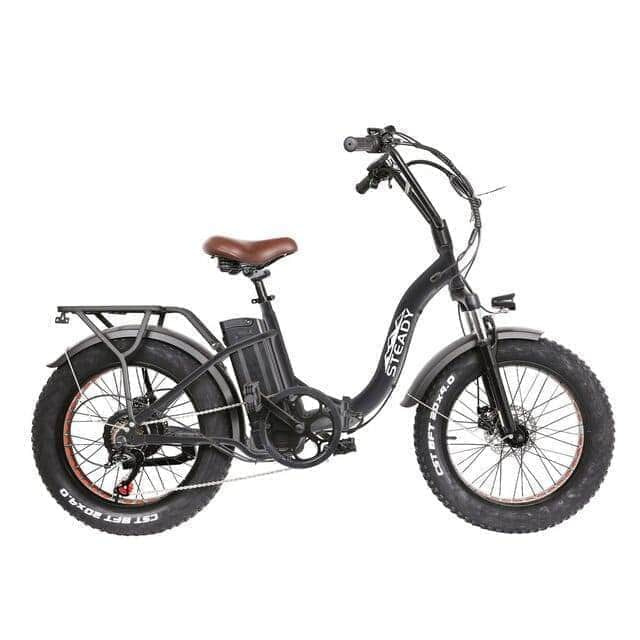 Urban Bikes Direct Black Nakto Steady Electric City Bike