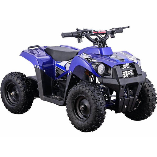 Urban Bikes Direct Blue MotoTec 36v 500w Kids ATV Monster v6