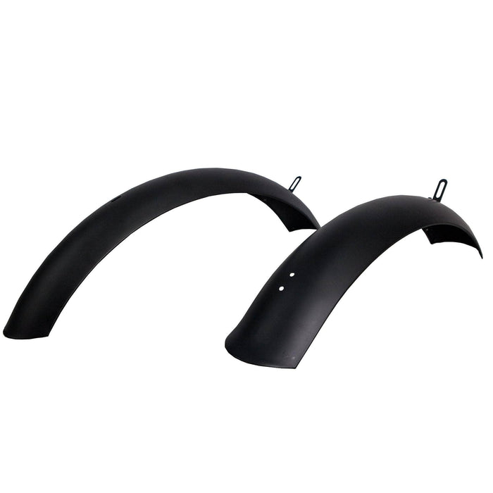 Revi Bikes Rebel Fender & Rear Rack Kit