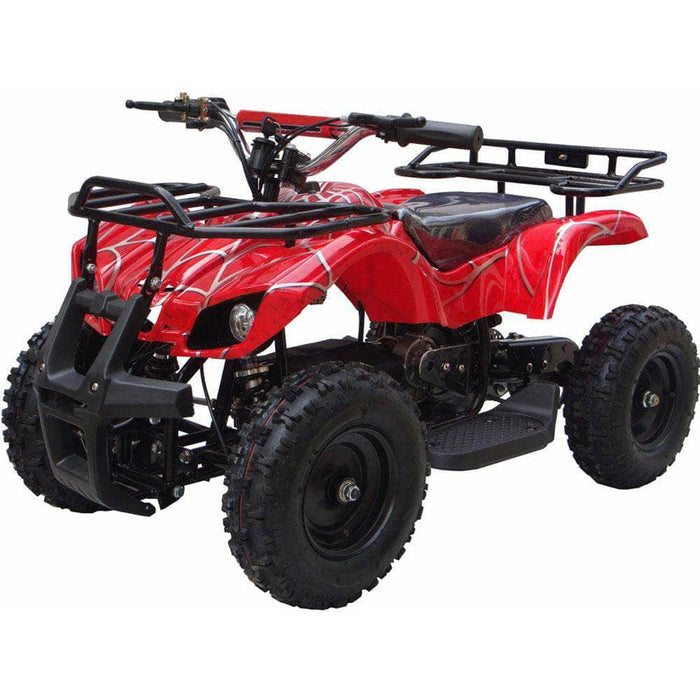 Urban Bikes Direct Red MotoTec 24v Kids ATV v4