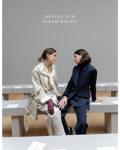 Sarah and Joanna Halpin for RHANDERS