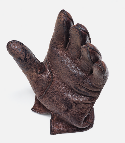 Peccary gloves 40 years old
