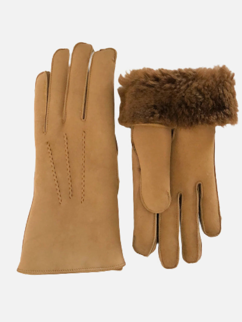 100055 Double Face, Female Gloves