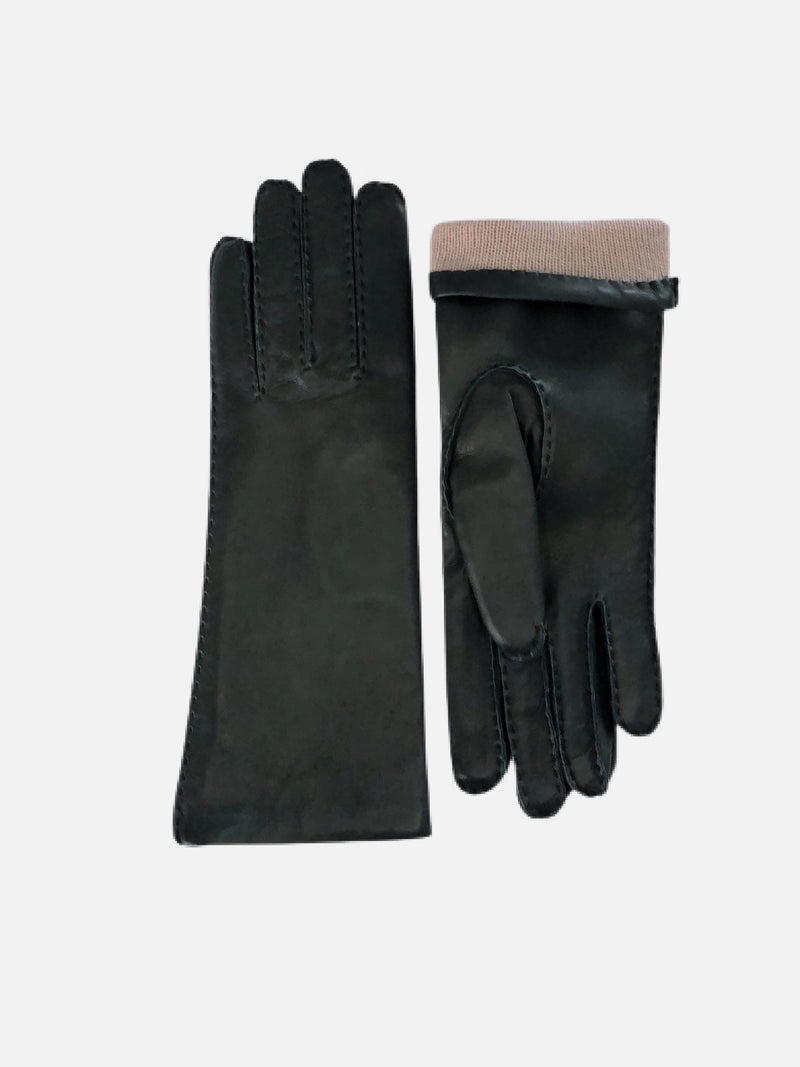"100681 4"" Lamb, Wool, Female Gloves HS"