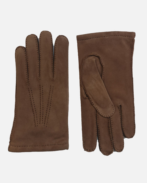 300022 Suede, Wool, HS, Male Gloves