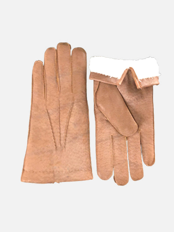 408460 Pigskin, Rabbit, Male Gloves