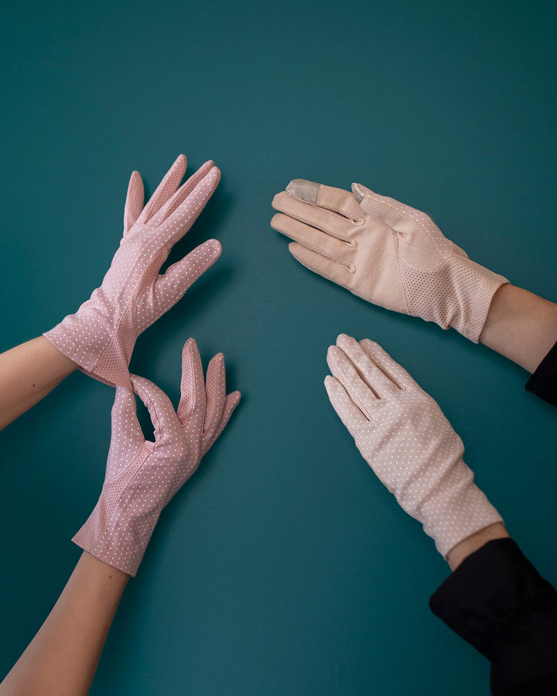 PROTECTIVE SHOPPING GLOVES