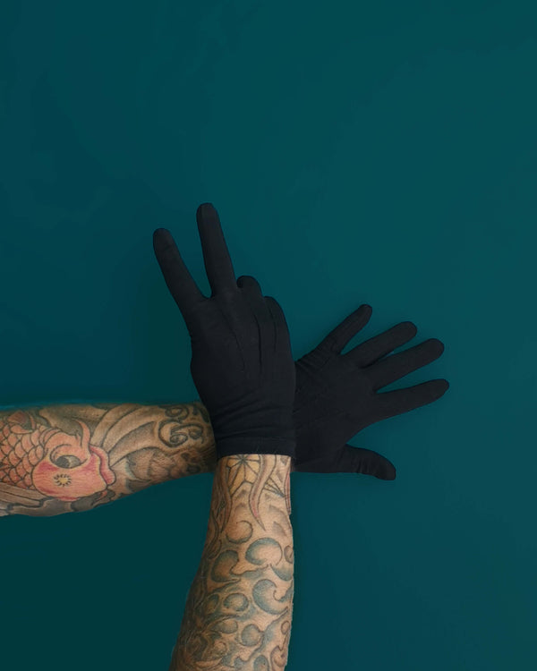 PROTECTIVE TRAVEL GLOVES ONE-SIZE MALE