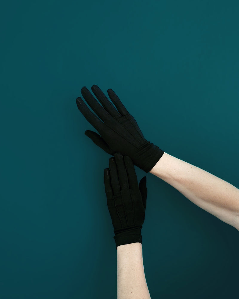 PROTECTIVE TRAVEL GLOVES ONE-SIZE FEMALE