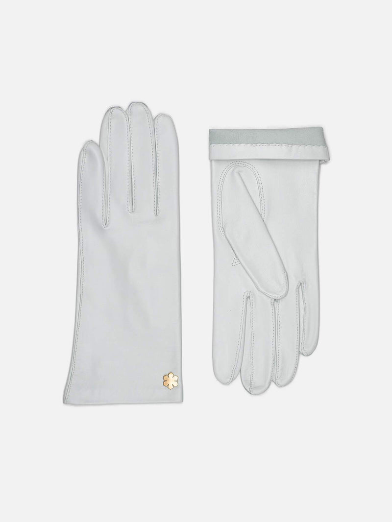 RHANDERS Gwen Gloves White