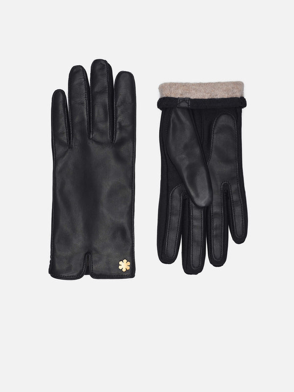 RHANDERS Victoria Gloves Black