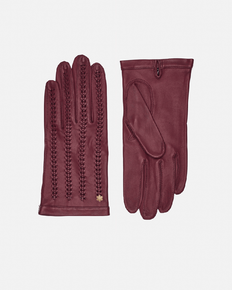 RHANDERS Emma Gloves Wine