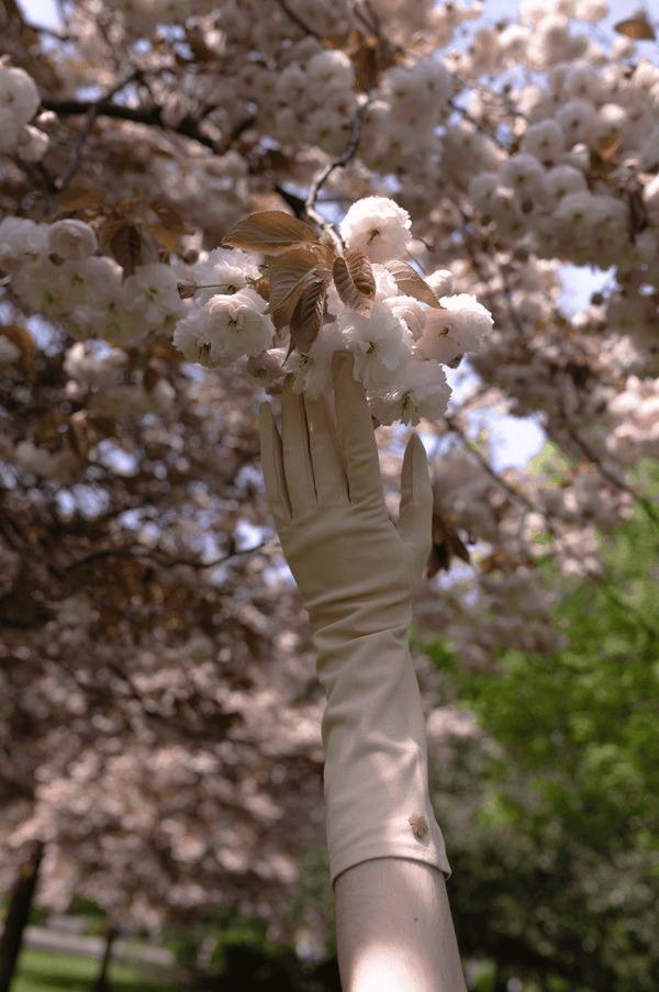 RHANDERS Thyra Gloves Creme