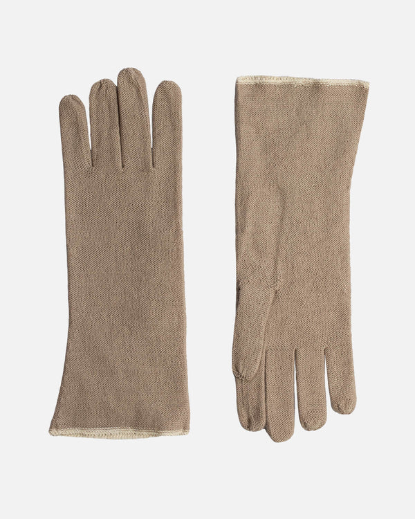 REPLACEMENT OF KNIT GLOVE-LINING