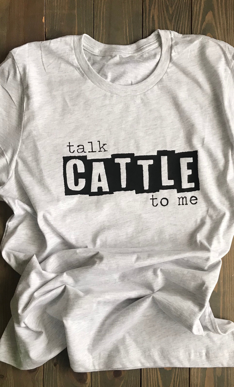 TALK CATTLE TO ME