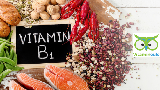 What are the side effects of thiamin / vitamin B1?