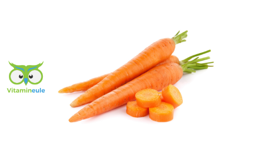 How much vitamin A is really in carrots?