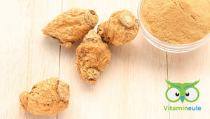 Maca - the tuber from the Andes
