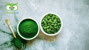 Spirulina - the strong microalgae for your metabolism