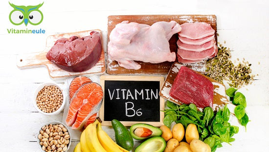 Vitamin B6 - Power for the metabolism