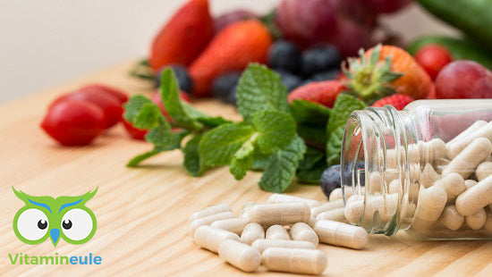 Which vitamins can help with hair loss?
