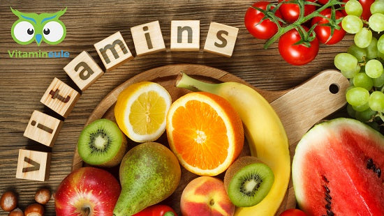 Fat-soluble and water-soluble vitamins - specifications & differences