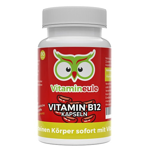 Update on the situation of the Vitamin Owl Vitamin B12 capsules