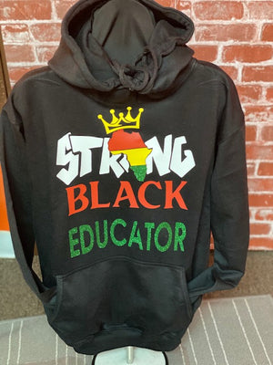 Strong Black Educator