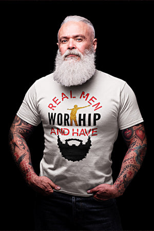 Real men worship & have Beards