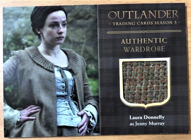 Outlander Season 3 Trading Card M05