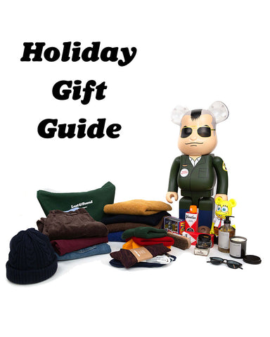 A Gift Guide for all your needs!