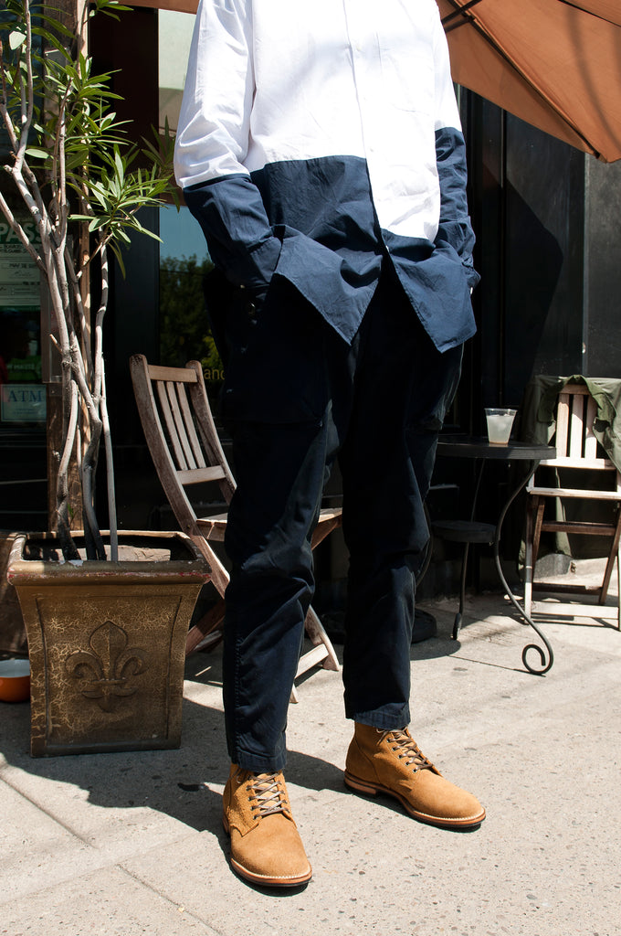 The Selection No. 085 at shoplostfound Sassafras Engineered Garments 05