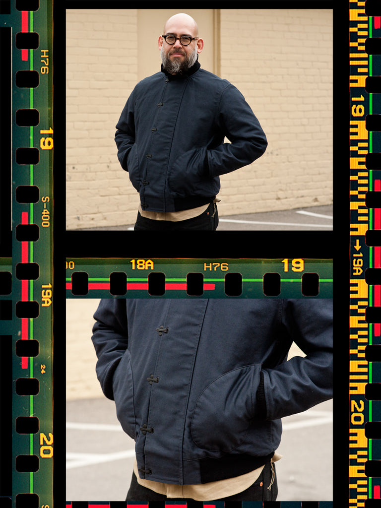 Spotlight The Real McCoy's Cold Weather Jacket