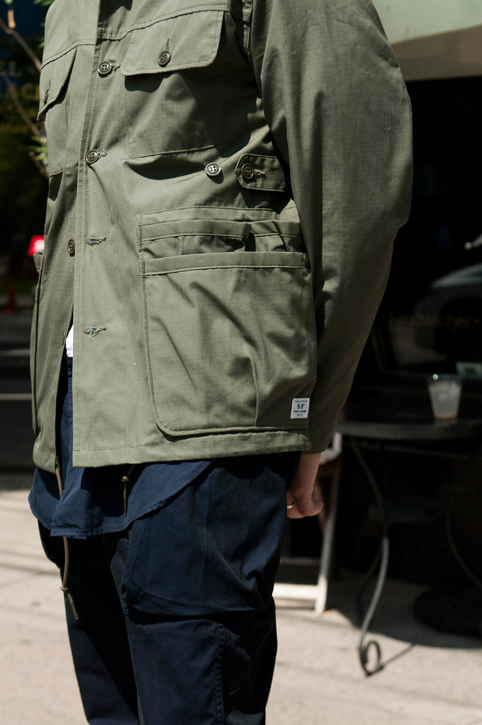 The Selection No. 085 at shoplostfound Sassafras Engineered Garments 09