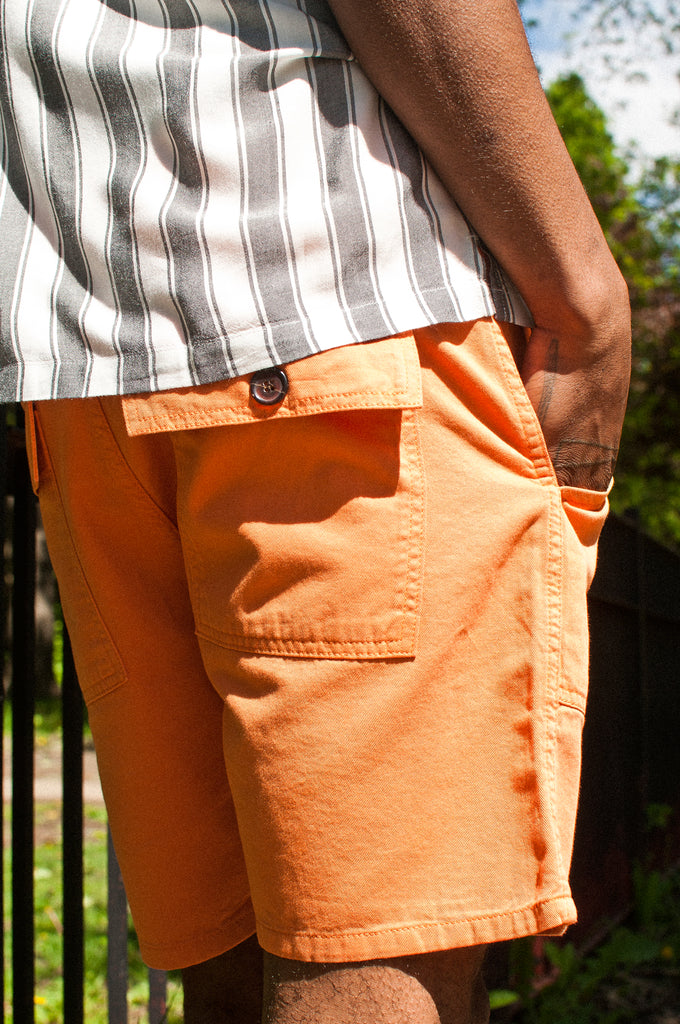 TSPTR Trestles Shorts Tangerine at shoplostfound 3