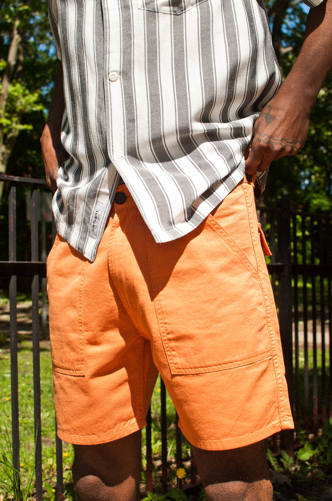 TSPTR Trestles Shorts Tangerine at shoplostfound 5
