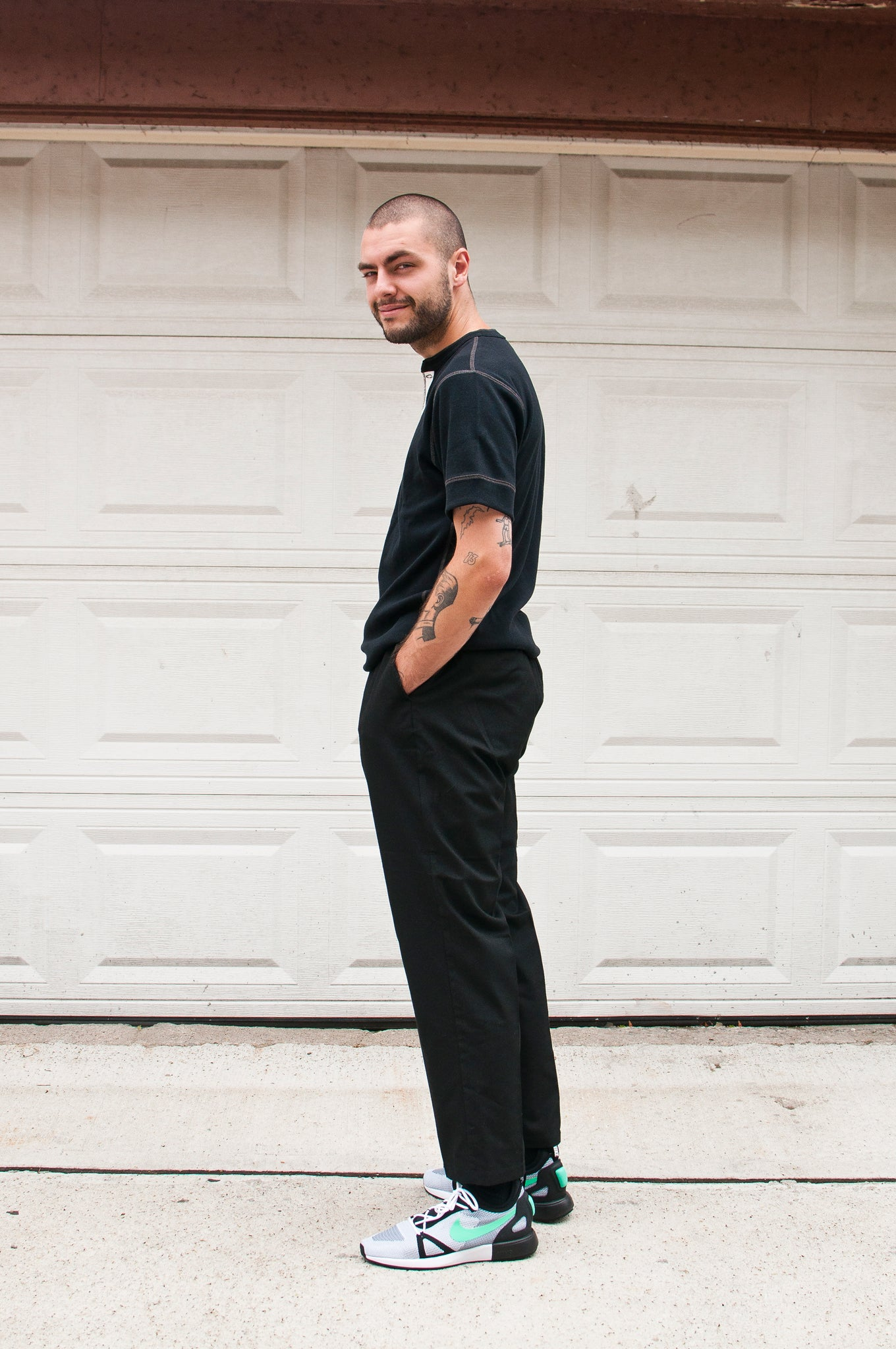 Stüssy Bryan Pant II Black at shoplostfound 2