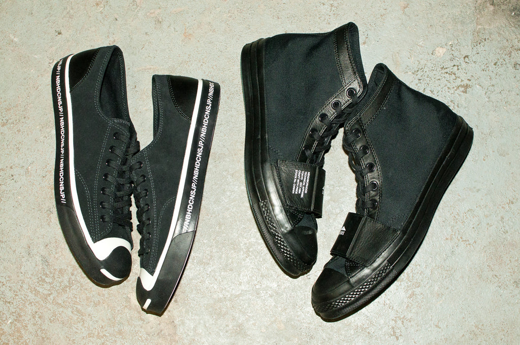 Converse NHBD Collaboration at shoplostfound 9