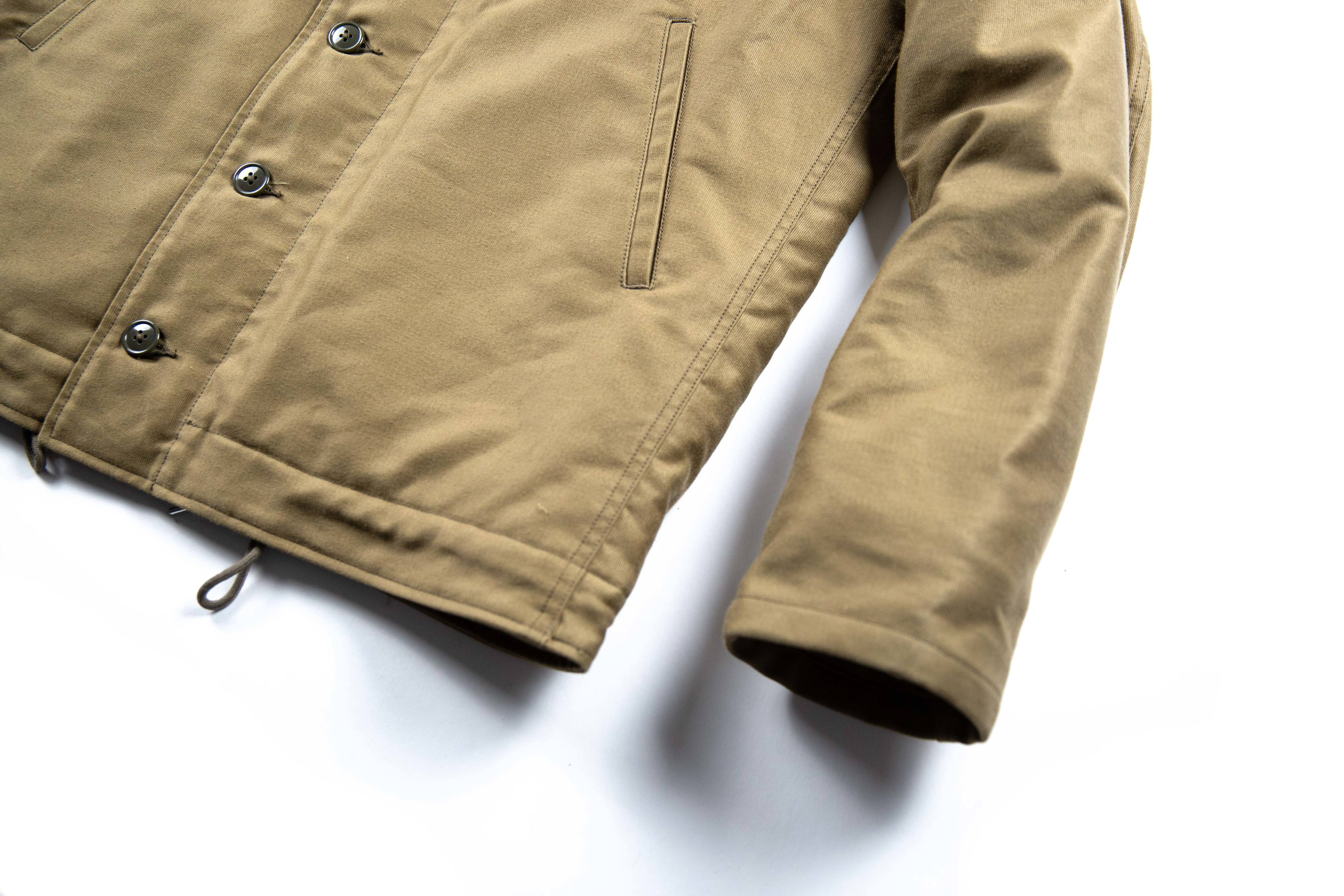 An Ode to The N-1 Deck Jacket