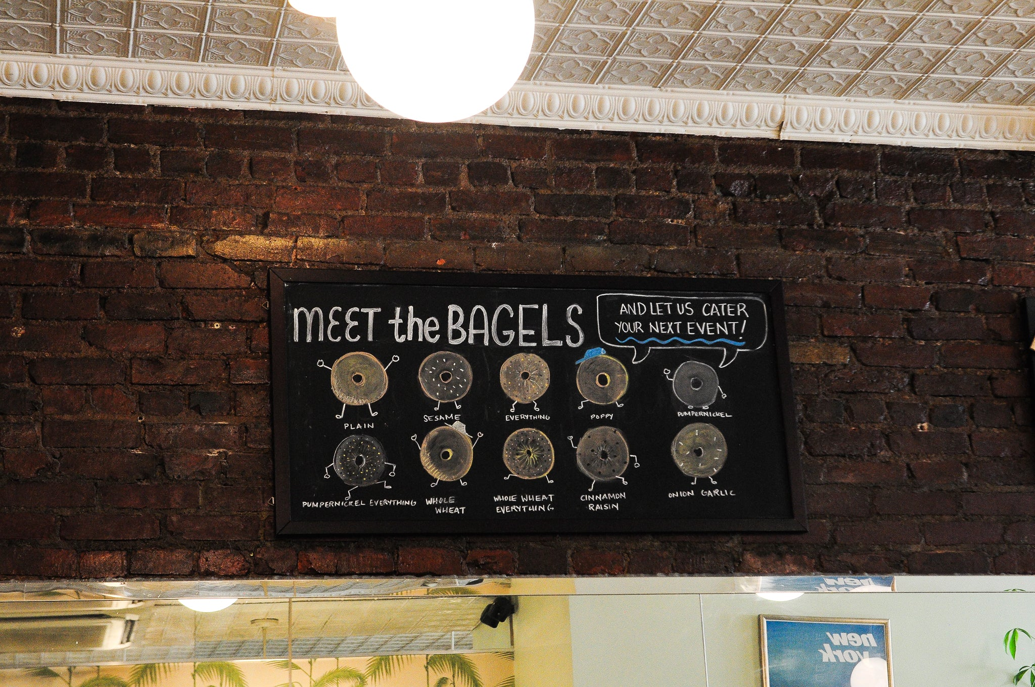 Baz Bagels at shoplostfound 1