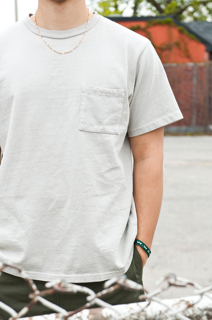 Paa Short Sleeve Pocket T-Shirts at shoplostfound 1